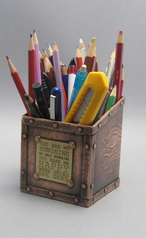 Stojalo za svinčnike Sonček
